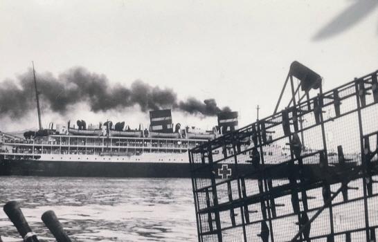 Ukishima Maru-forliset