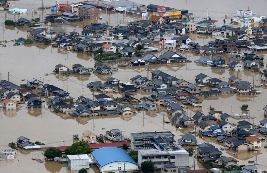 Oversvømmelserne i 2018