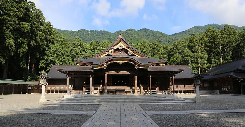 Yahiko-helligdommen