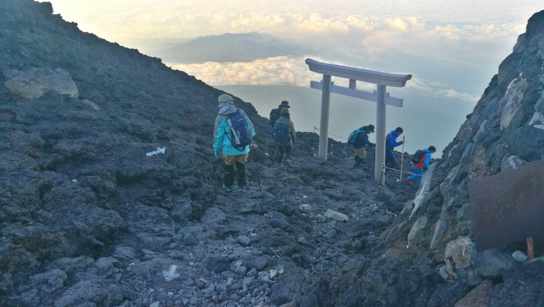 19. juli 2018: Fra Fuji-bjerget til Tokyo