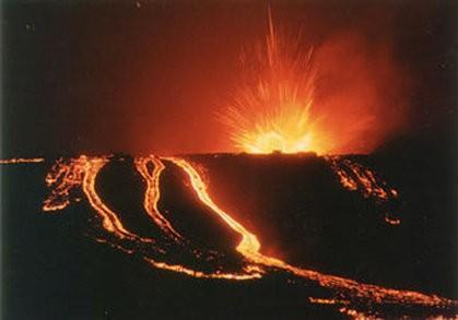 Mihara vulkanudbruddet i 1986
