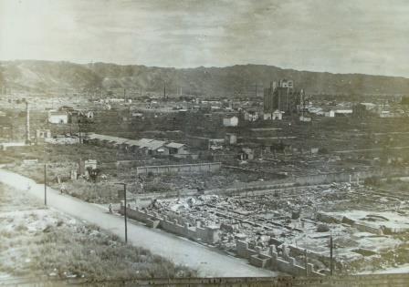 Bombetogterne i Wakayama