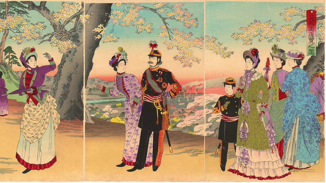 Meiji-restaurationen