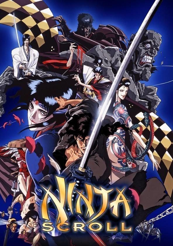 Ninja Scroll (film)