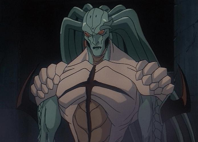 Amon: The Apocalypse of Devilman