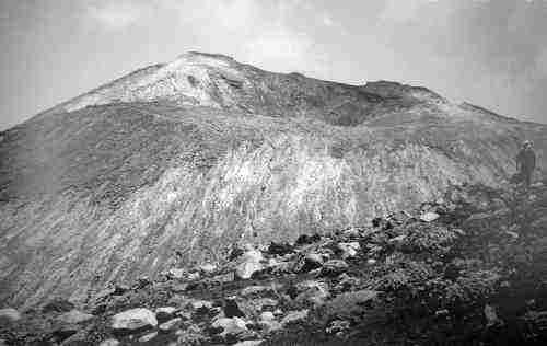 Torishima vulkanudbruddet i 1902