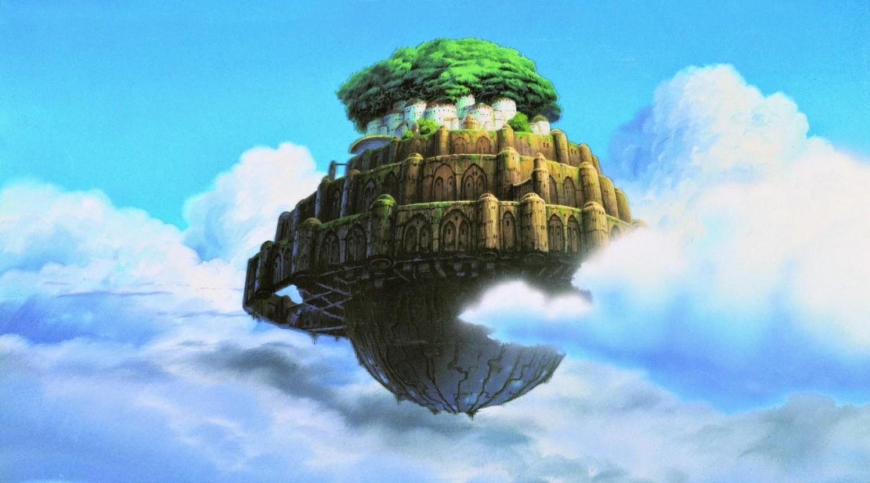 Laputa: Slottet i himlen