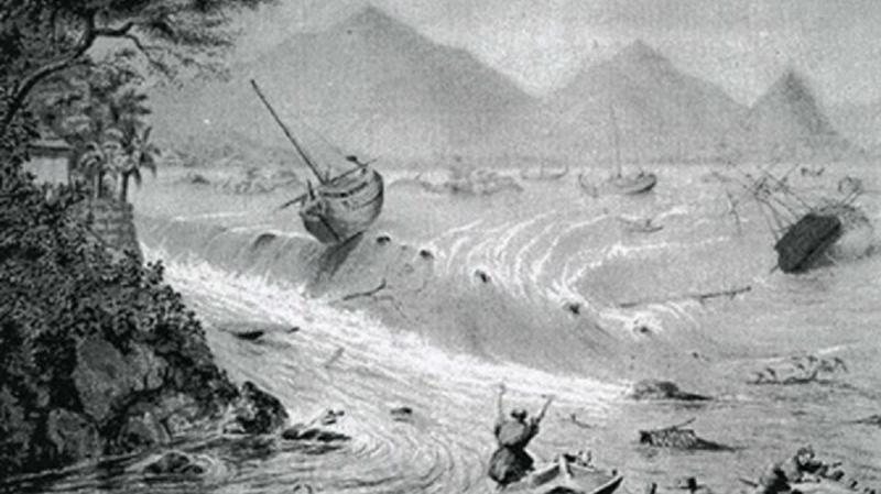Ansei-jordskælvene i 1854