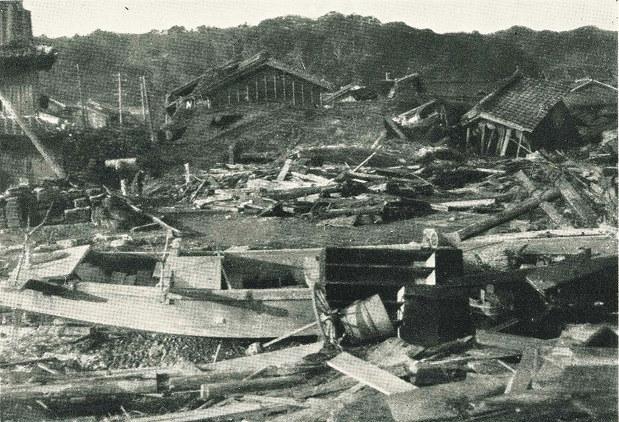 Nankai-jordskælvet og tsunamien i 1946