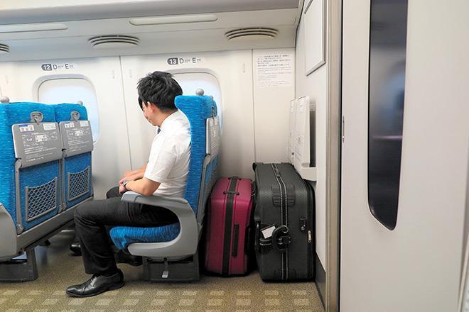 Bagage i Japan