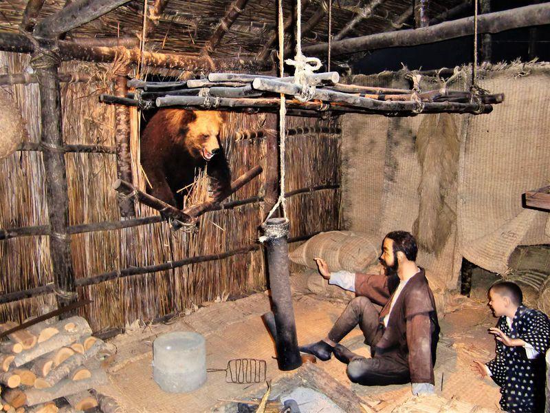 Bjørneangrebet i Sankebetsu