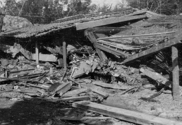 Mikawa-jordskælvet i 1945