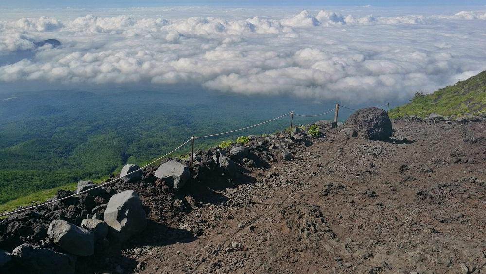 Udsigt fra Fuji-bjerget (2018)