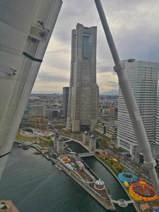 Yokohama Landmark Tower (2019