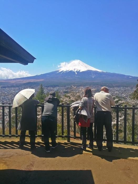 Fuji-bjerget (2019)