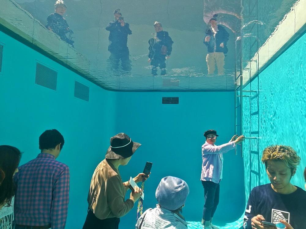 21st Century Museum of Contemporary Art i Kanazawa (2019)