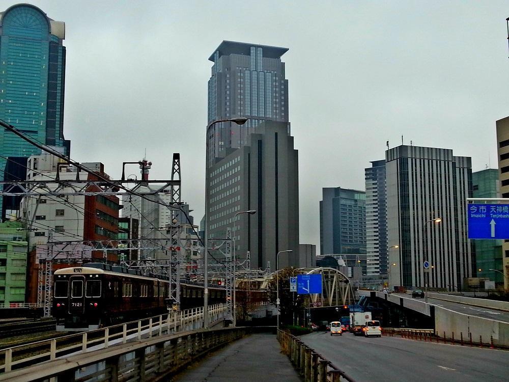 Bybillede i Osaka (2015)