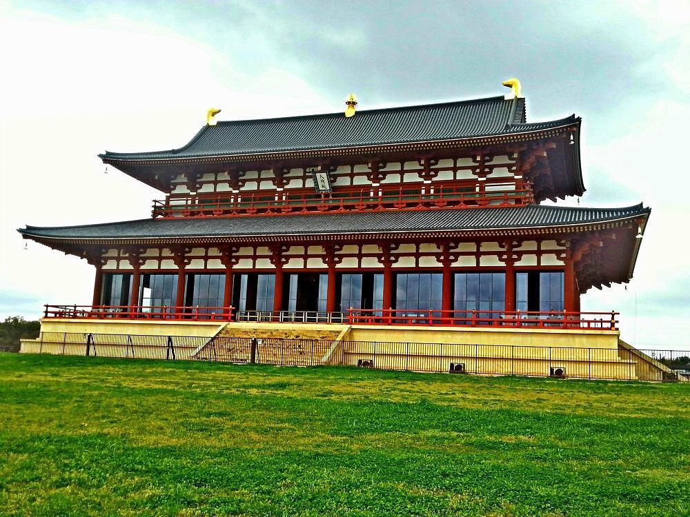 Heijo-paladset i Nara (2017)