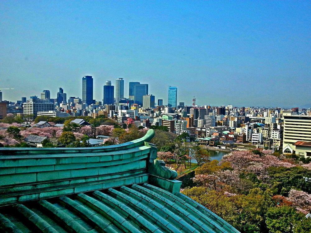 Udsigt fra Nagoya-borgen (2017)