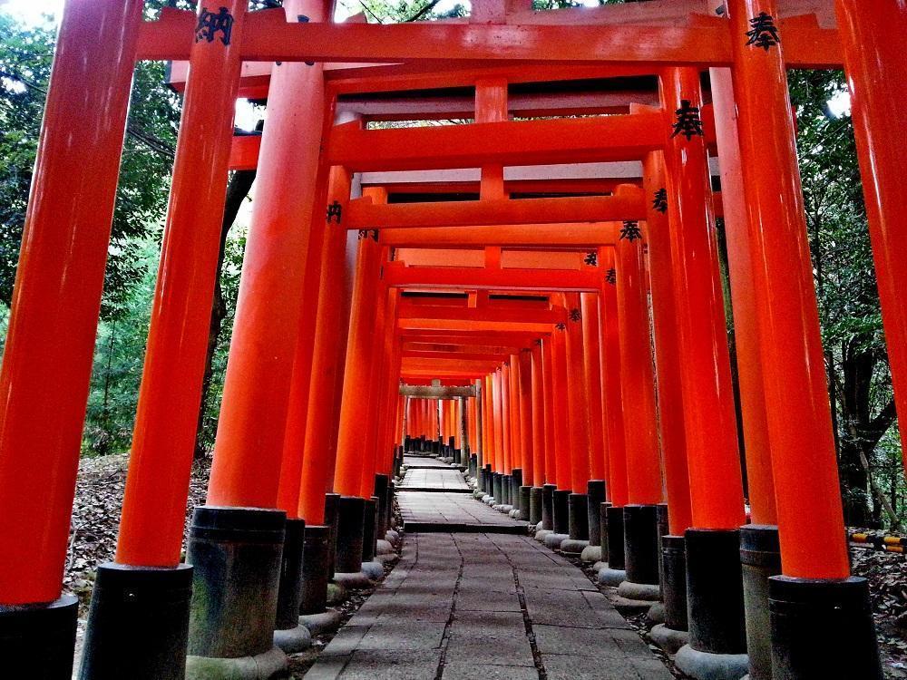Fushimi Inari Taisha (2015)