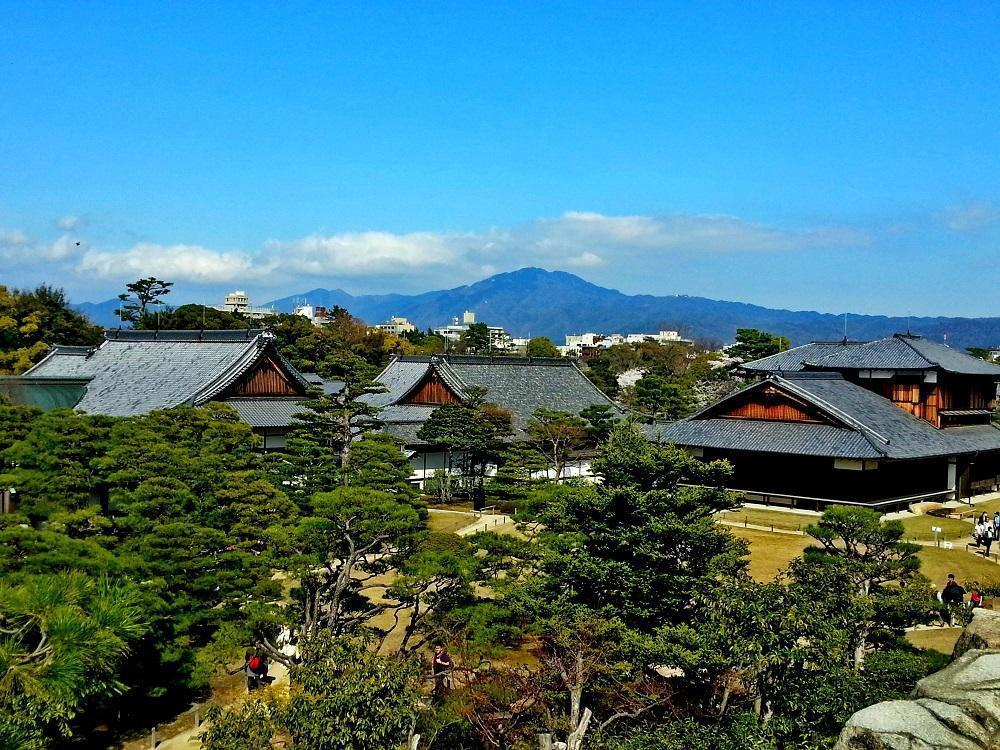 Nijo-borgen i Kyoto (2015)