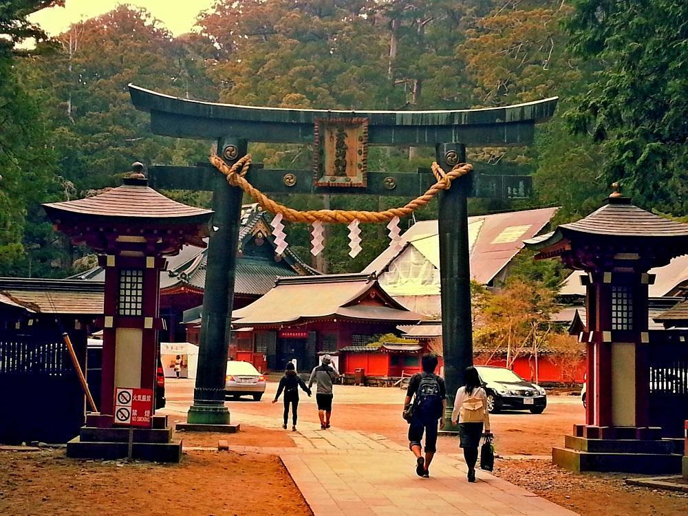 Torii i Nikko (2015)