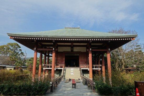 Chuguji-templet