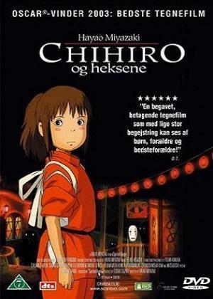 Chihiro og heksene