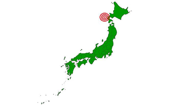 Hokkaido-jordskælvet og tsunamien i 1993