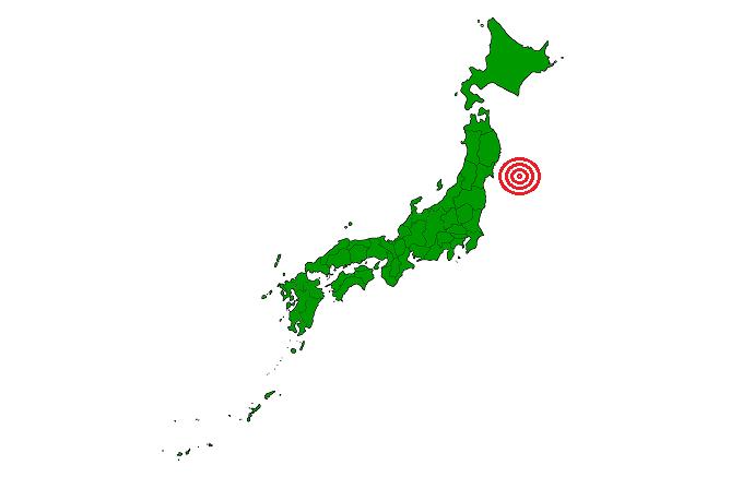 Tohoku-jordskælvet og tsunamien i 2011