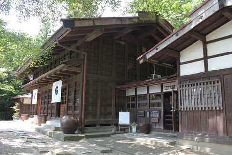Toyama Folkcraft Village