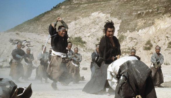Lone Wolf and Cub 3: Baby Cart to Hades