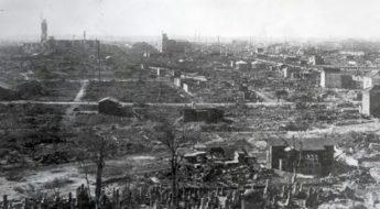 Bombetogter i Japan