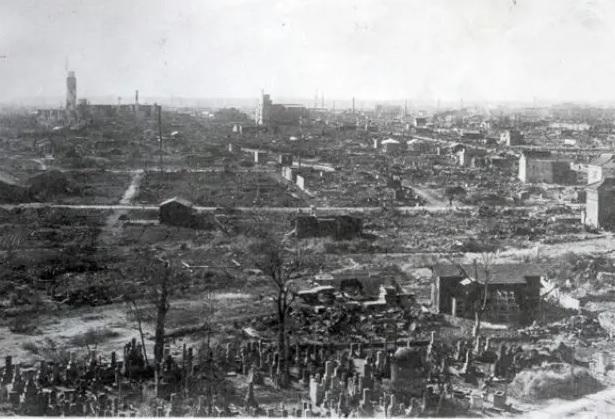 Bombetogterne i Kawasaki