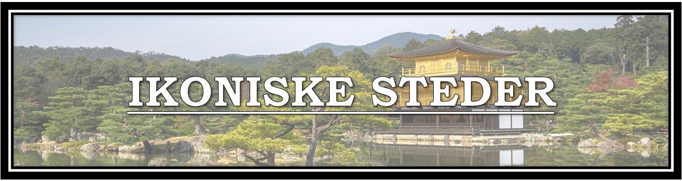 Ikoniske steder i Japan