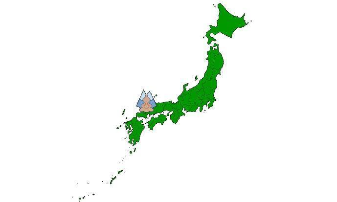 Jordskredene i Shimane i 1983