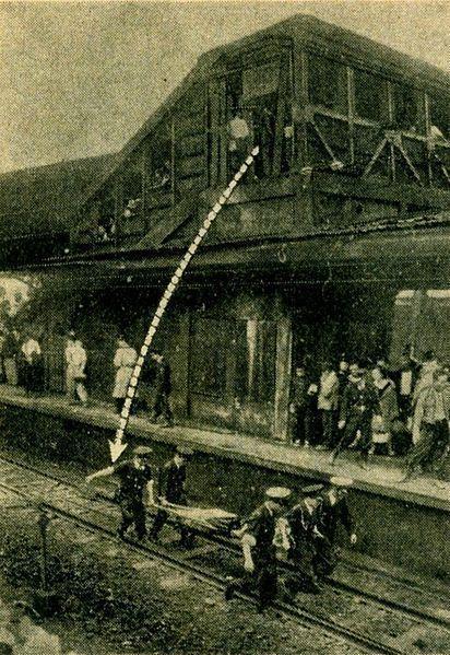 Ulykken på Nippori station