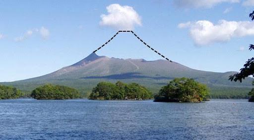 Komagatake vulkanudbruddet i 1640