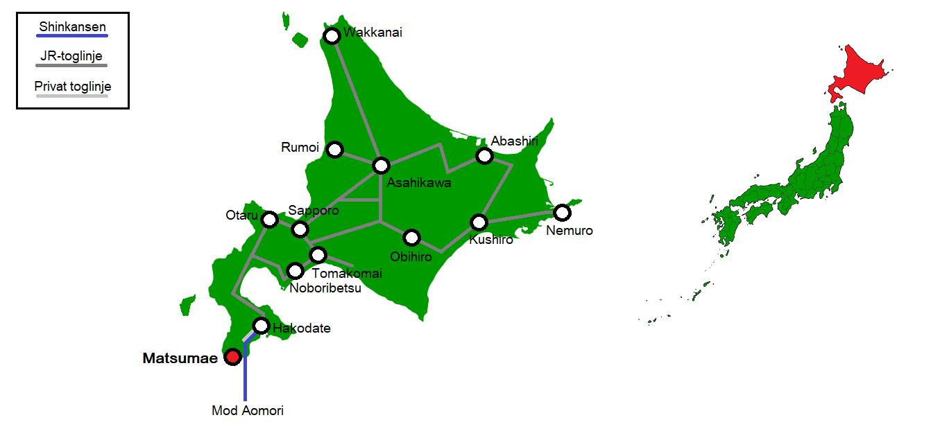Matsumae-halvøen