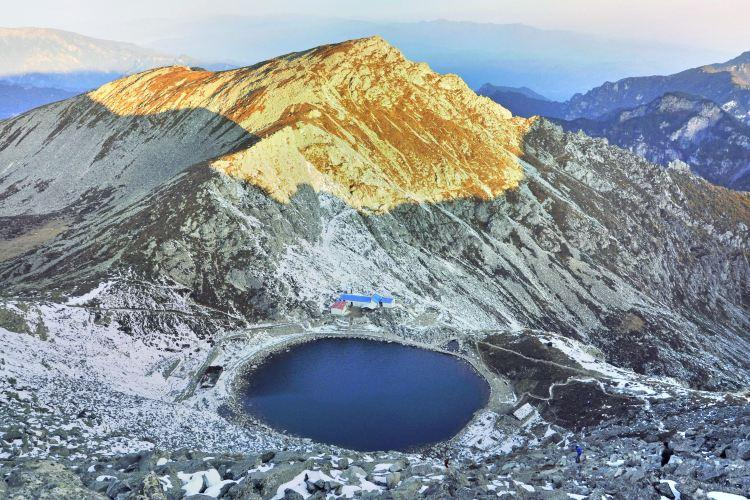 Haku (2702 m)