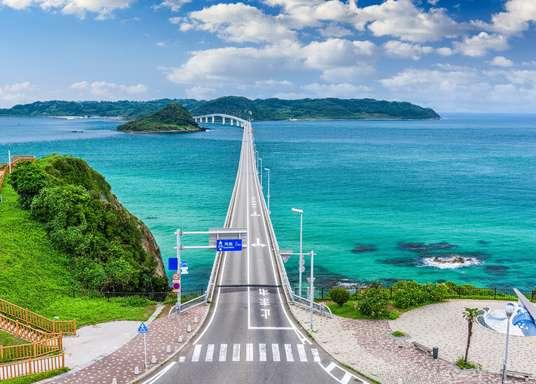 Tsunoshima-broen