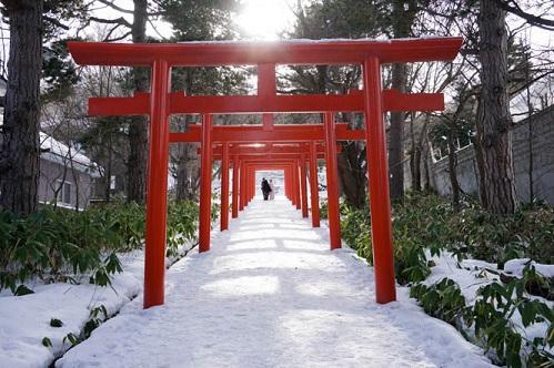 Sapporo Fushimi Inari-helligdommen