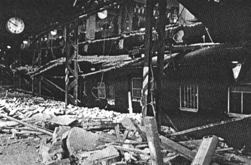 Tokachi-jordskælvet og tsunamierne i 1968