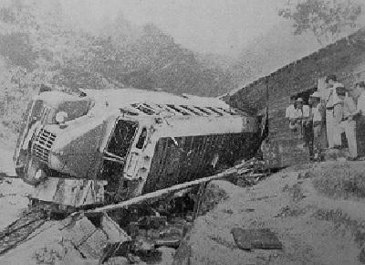 Busulykken i Makunouchi-bjergpasset
