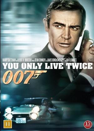Agent 007 – Du lever kun to gange